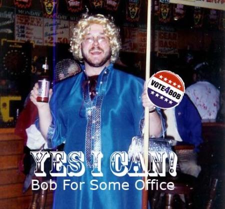 Vote For Bob